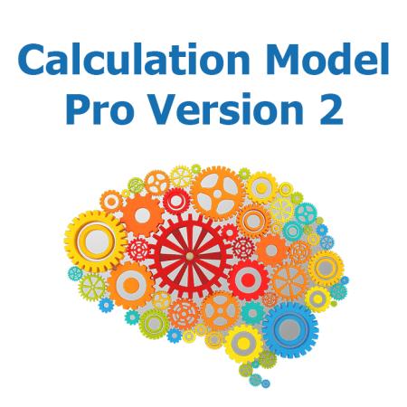 Calculation model v2 (pro version)
