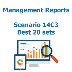Reports - Scenario 14C3 - 20 sets