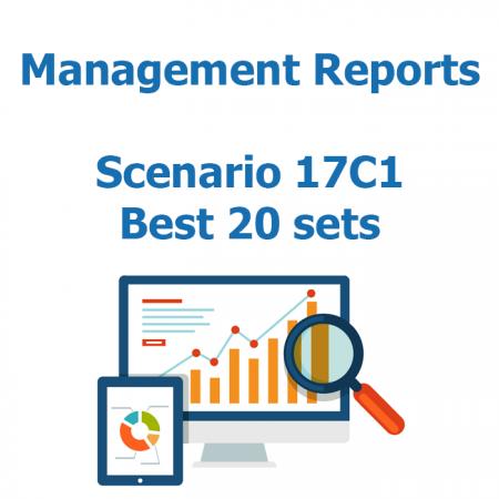 Reports - Scenario 17C1 - 20 sets
