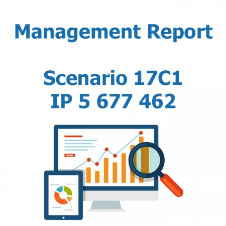 Reports - Scenario 17C1 - IP 5 677 462