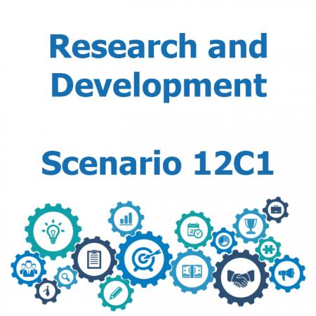 Research and development - Database - Scenario 12C1
