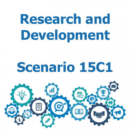 Research and development - Database - Scenario 15C1